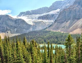 Crowfoot Glacier, Banff National Park Alberta - ICE(5)2773-79