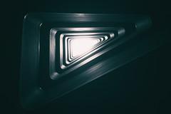 Down here... (michael_hamburg69) Tags: hamburg germany deutschland hansestadt stair stairs stairway treppenhaus stairwell steps escalier escala escalera ле́стница rampa scala architekt architecture architect modern jürgenmayerhermann jmayerh cogiton bürohaus office building triangle dreieck steckelhörn