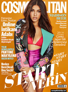 Madison Beer Cover Cosmopolitan