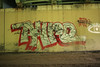 Anro Dissed (NJphotograffer) Tags: graffiti graff new jersey nj bridge anro diss dissed beef