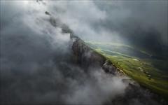 [ ... the ridge ] (D-P Photography) Tags: landscape landschaft italy italien dolomites dolomiten dennispolkläser dpphotography dji mavic pro drone aerial photography