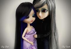 Reencontro (♪Bell♫) Tags: taeyang maguna pullip naomi momoko yoko merek volker groove doll couple