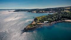 Silver Sands (Grant Morris) Tags: drone djimavicair grantmorris grantmorrisphotography scotland scottishcoastline coast fifecoast fifecoastalpath fife aberdour forth riverforth beach
