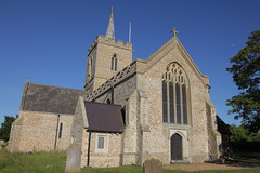 Thriplow, St George Cambs (Adam Swaine) Tags: church churchyard churches rural ruralvillages ruralchurches cambsvillages cambs england english englishvillages britain british counties countryside canon uk ukcounties ukvillages beautiful summer 2018