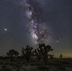 The Night Sky in the Mojave Desert (Geoffrey Hunt Photography) Tags: night stars star milky way galactic core astrophotography california long expsosure desert mojave