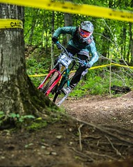 (Paul Mackay Photographie) Tags: mud track wood d800 nikon mountainbike downhill dh race bike