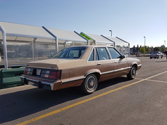 Ford LTD (dave_7) Tags: ford ltd classic car 80s