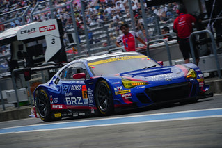2018 SUPER GT Rd.5 FUJI GT500mile Race