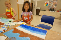 Collage & Mixed-Up Media, 2018.6 (Center for Creative Connections) Tags: dallasmuseumofart dma summercamp summer camp creativity collage mixedup media kids fun art artmaking