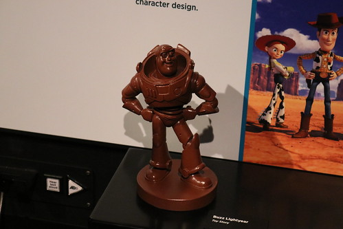 """Buzz Lightyear Maquette - The Science Behind Pixar • <a style=""""font-size:0.8em;"""" href=""""http://www.flickr.com/photos/28558260@N04/43164780304/"""" target=""""_blank"""">View on Flickr</a>"""