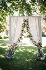 como  hacer un altar para boda civil (La Peluqueria Cordoba) Tags: ideas decorar altar aire libre