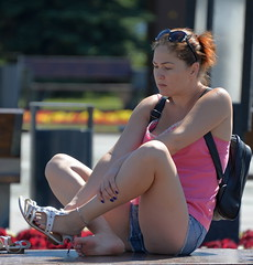 2018-08-10_13-35-23_DSC_7098.JPG (APTEM Kovalev) Tags: barefoot women woman girls