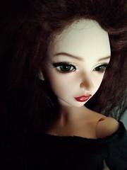 Wild and shy (luxatica) Tags: minifee fairyland mnf doll bjd aline alinebody activeline fullbust nanuri17 mnfnanuri17 minifeenanuri17