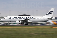 Finnair OH-LXL 12-8-2018 (Enda Burke) Tags: ohlxl avgeek aviation airport arrival egcc engine evening runway runwayvisitorpark rvp runwayvistitorpark ringway travel taxiing taxiway canon canon7dmk2 manchesterairport manchester man manc manairport manchesterrunwayvisitorpark manchestercity motionblur mcr panning pan finnair helsinki finland a320 airbusa320