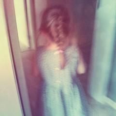 Le temps des nattes (Catherine...) Tags: enfance nattes braids letempsdesnattes