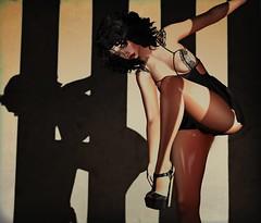 watch your step (Sadystika Sabretooth) Tags: candydoll catwa fameshed glamaffair gos kinky lepoppycock maitreya suicidalunborn swallow truthhair veechi events fashion secondlife shoes shopping