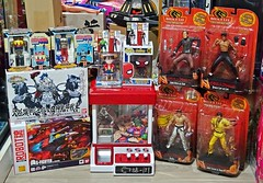 Recent Arrivals – More Action Figures, Shogun Warriors, Metacolle and More – 15 Aug 2018 (My Toy Museum) Tags: recent arrival arrivals mattel shogun warrior popy chogokin metacolle action figure bandai gundam bb gfighter luffy one piece iron spider pop vinyl grab machine candy play along toys bruce lee enter dragon