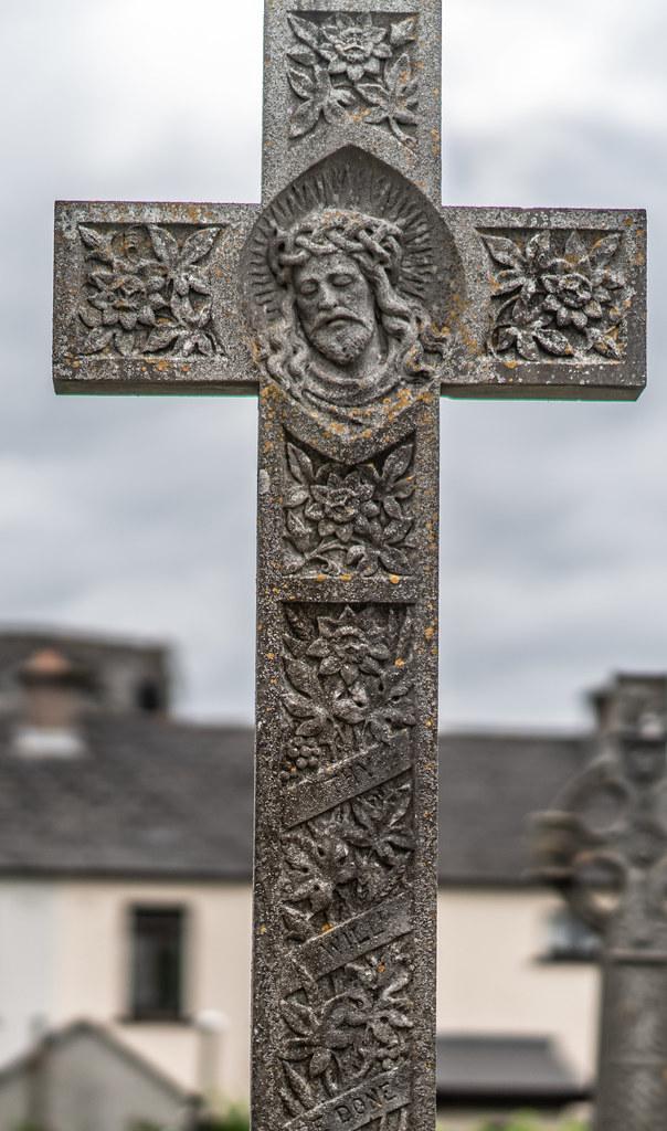 OLD CHURCHYARD KNOWN AS ST. JOHN'S [DUBLIN ROAD KILKENNY]-142896