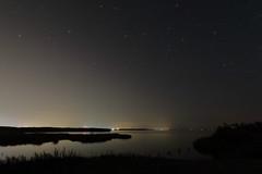 "CARLINO UD It - ""Notte sulla laguna"" (Fabrizio Lucchese 1') Tags: italia fvg carlino laguna notturno stelle canon760d fabriziolucchese italy italien friuliveneziagiulia spiegelung reflection riflessi"