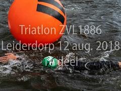 Triatlon ZVL-1886 Leiderdorp 12 aug. 2018 1e deel  nr 5.jpg (waterpolo photos) Tags: 2018 leiderdorp dezijl zvl1886 12aug2018 swimming zwemmen river sport triatlon rivier triathlon nederland netherlands