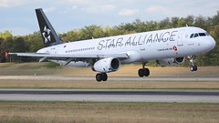 TC-JRB (Breitling Jet Team) Tags: tcjrb star alliance turkish airlines euroairport bsl mlh basel flughafen lfsb