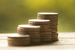 Increasing stacks of coins with bokeh (QuoteInspector) Tags: unitedstates coins stacks stacksofcoins growth quarters silver money currency finance accounting cash pay payment wage wealth banknote buck fund rich poor budget banking debt tax monetary fees profit lender loan spend save frugal fiscal bank exchange rate buy purchase shopping savings savemoney personalfinance bankaccount asset financial pension savingsaccount checkingaccount dollarwise capital retirement investmentgrowth investing stockmarket stocks timevalueofmoney compoundinterest