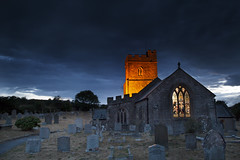 Church after the storm (Tim_Chetwood) Tags: church sea landscape architecture longexposure graveyard