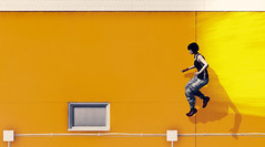 rules of friction (Rakkhive) Tags: mirrorsedge parkour faith rooftops skyscrapper buildings glass architecture screenshots gamephotography screenarchery gedosato