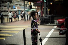 Lady North Point 北角貴婦 (jaxting) Tags: jaxting 北角 香港 northpoint hongkong lady street candid noctilux leica