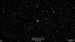 NGC6781_July2018_HomCavObservatory_ReSizedDown2HD (homcavobservatory) Tags: homcav observatory ngc 6781 planetary nebula aquila 8inch f7 criterion newtonian reflector canon 700d t5i dslr losmandy g11 mount gemini 2 control system celestron 80mm short tube zwo asi290mc autoguider phd2 astronomy astrophotography
