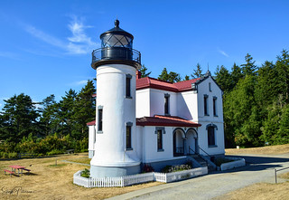 Admiralty Head Lighthouse, Fort Casey State Park