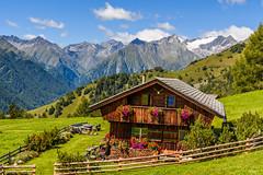 Gotschaunalm, 1.943m (BIngo Schwanitz) Tags: 2017 bingoschwanitz bingos d500 ingoschwanitz nationalpark nationalparkhohetauern nikkor nikon nikond500 osttirol outdoor virgen virgental prägraten prägratenamgrosvenediger österreich