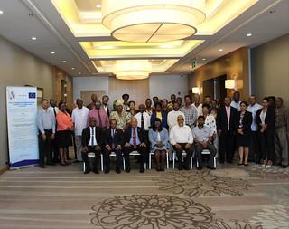 Guyana Faith Leaders Consultation