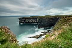Loop head (Unforgettable Moments Landscapes) Tags: ireland loophead coclare longexposure canon5dmark3 canon1635mm travel photographer photography