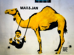 Camel by @monk at Max & Jan Marrakech (chilirv) Tags: marrakech morocco maroc