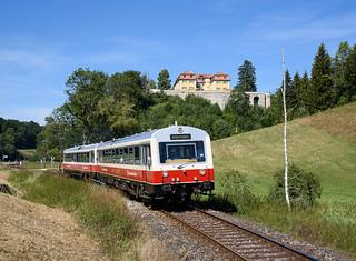 VT 413(626 413)und VT 411(626 044) SAB
