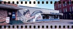Sprockets - Buy Some Tires (Neal3K) Tags: barnesvillega filmcamera georgia kodakektar100 sprocket35mm sprockets