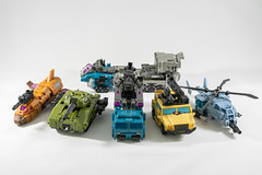 DSC07594 (KayOne73) Tags: sony a7rii nikkor nikon 40mm micro macro lens transformers iron factory legends class 3rd party figures tf combaticons bruticus war giant combiner dx