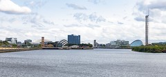 Down River (falkirkbairn) Tags: clyde river glasgow