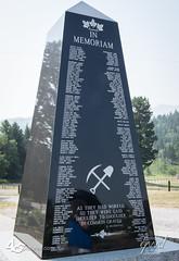 18GD3168 (wdwornik) Tags: 45pictures albertacanada crowsnestpass heritage hillcrest tourism cemeteries cemetery cultural culture gwd historic history memorials monuments