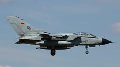 GAF Tornado IDS 46+22 (Steve Schilling) Tags: gaf germanairforce luftwaffe panavia tornado ids taktlwg33 büchel air base fliegerhorst etsb bundeswehr