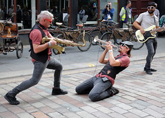 Funky bike band 'LaDinamo' performing at Glasgow's Merchant City Festival (Gordon.A) Tags: scotland glasgow merchantcity merchantcityfestival august 2018 funky bike band ladinamo surge surgescotland surgeperformingarts street streetband festival festiwal festivaali festivalen wyl féile festspiele event eventphotography streetevent candid streetphotography music musician musicians streetmusician man people peoplemakeglasgow city citystreets urban arts artsfestival culture entertainer entertainers entertainment atmosphere celebration creative performer performers performance canon eos 750d
