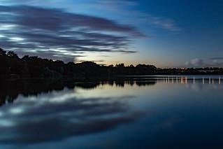 Carr Mill Dam, St Helens, Merseyside
