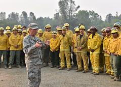 180807-Z-CD688-625 (Chief, National Guard Bureau) Tags: josephlengyel cngblengyel cngb nationalguard christopherkepner seakepner sea military californianationalguard calfire wildfire firefighting california