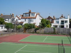 Whitstable (Dubris) Tags: england kent whitstable seaside coast tenniscourt