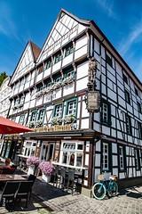 Soest-3h_sind_zu_kurz-5770 (clickraa) Tags: soest altsdtadt hansestadt fachwerk