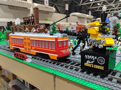 NMRA 2018 Best Judges Choice (garethjellis) Tags: teak pacific electric roger rabbit looney tunes pcc trolley tram arduino train model railroad rail road nmra 2018 kc tbrr