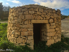 A Stone Hut on the Island of Malta. (Meon Valley Photos.) Tags: a stone hut island malta ngc