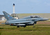 IPA 3 - Lighthouse (np1991) Tags: royal air force raf lossiemouth lossie moray scotland united kingdom uk nikon digital slr dslr d7100 camera sigma 50500mm 50 500 50500 bigma lens aviation planes aircraft eurofighter typhoon ipa 3 9803 german germany gaf ef2000t ef2000 wtd61 manching armed advanced medium range missile amraam trials