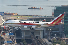 N700CK, 747-400F, Kalitta Air, Hong Kong (ColinParker777) Tags: n700ck boeing 747 747f 744 744f 747400f lxkcv n901ar 7474r7f 25868 1125 jumbo cargo freight freighter plane airplane aircraft aeroplane jet kalitta air airlines airways connie hkg vhhh chek lap kok airport terminal departures ramp traffic canon 7d 7d2 7dmk2 7dmkii 7dii 200400 l lens pro zoom telephoto